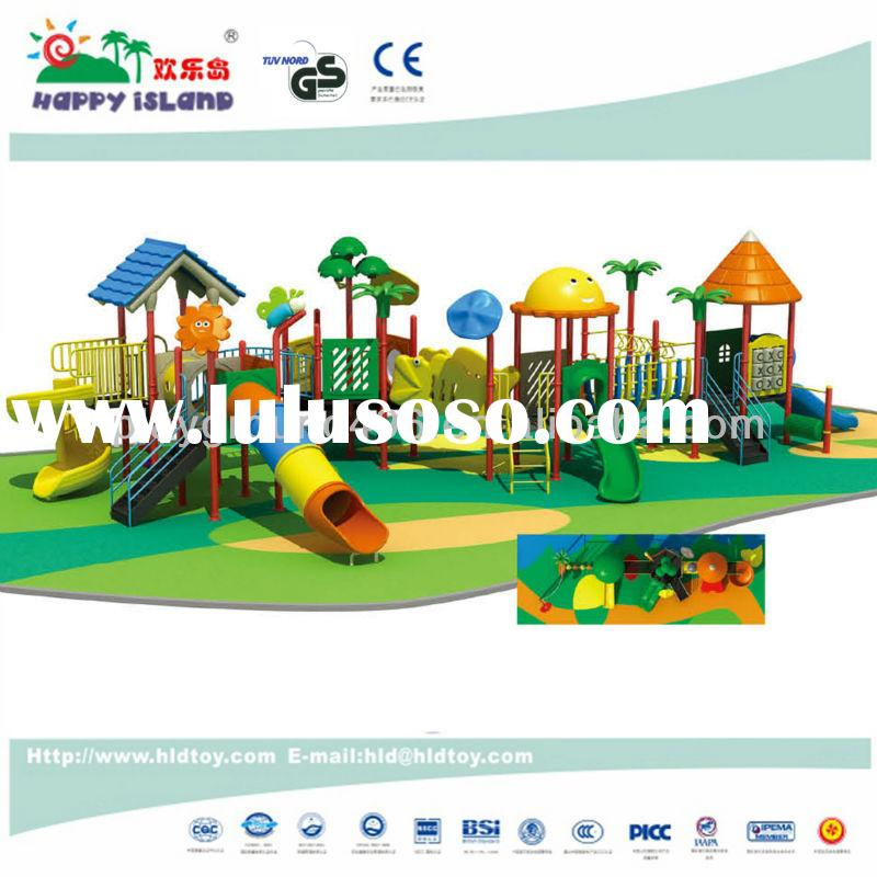 large plastic playground equipment for toddlers
