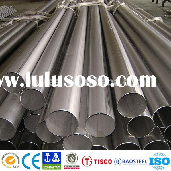 stainless steel pipe for handrail or stair rail