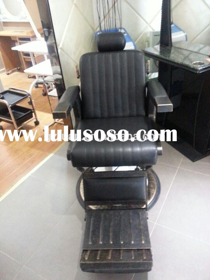 vintage strong barber chair for hair salon (CH-2259-2)
