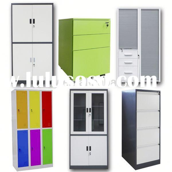 mini bar cabinet with fridge/Euloong office furniture