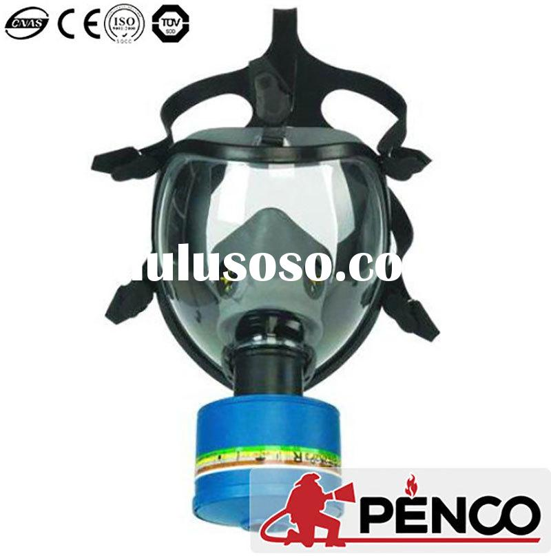 Civilian Protective Gas Mask Adjustable with New Filter Factory in China