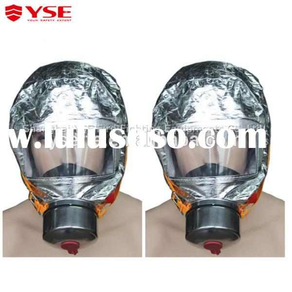 Fire smoke mask hood,military gas masks for sale
