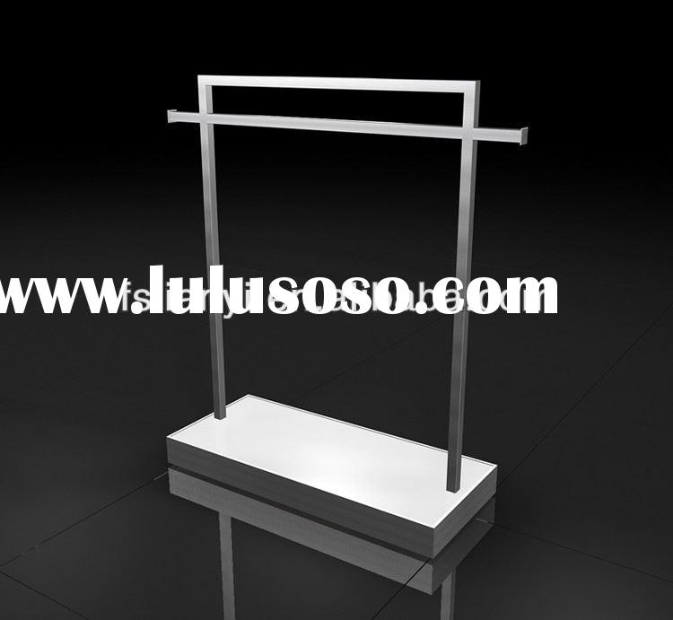 Hot retail store metal display easel stand