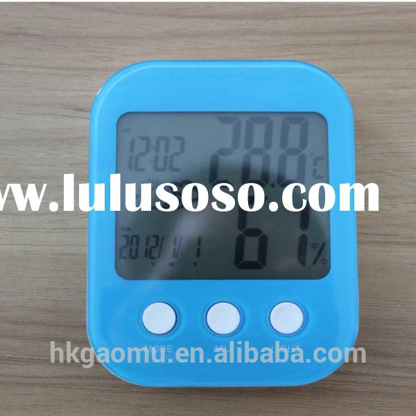 Indoor outdoor wireless car thermometer