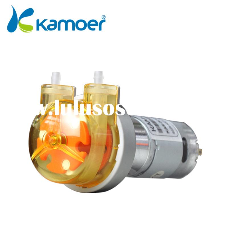 Kamoer Peristaltic small water pumps for fountains