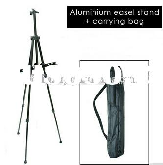 Metal/Aluminum Tripod Easel Stand Poster Display Stand
