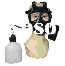Military Gas Mask 3d Disposable For Sale With Drinking Bag