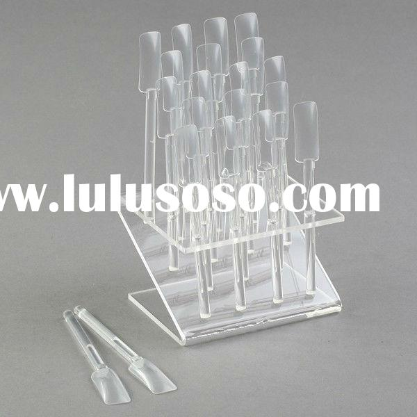 Nail Design Display Shelf/Acrylic Nail Art Design Display Stand
