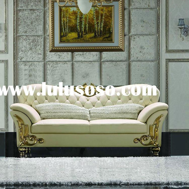 New classic furniture chesterfield leather sofa,classic sofa/contemporary furniture OCS-F21