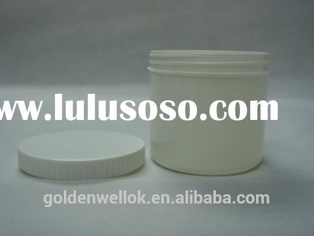 Plastic Jars and Pots with 1 L plastic jars with lids