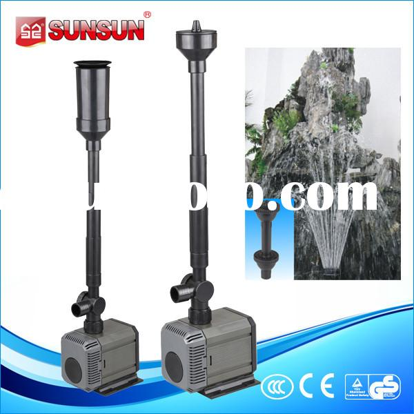 SUNSUN 3000L/h HQB-3503 small water pumps for fountain