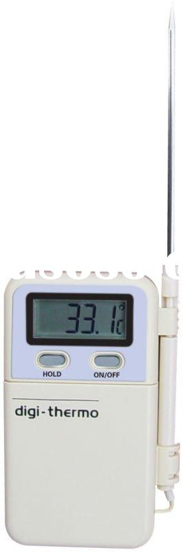 With probe WT-2 Digital Thermometer