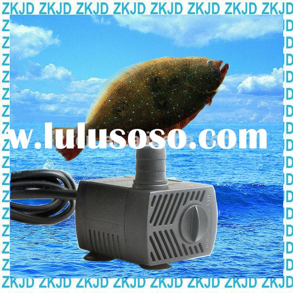 Zp-m300 aquarium pump small water pumps for fountains