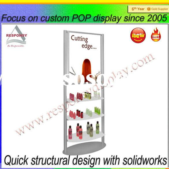 factory wholesale high quality acrylic nail art display stand