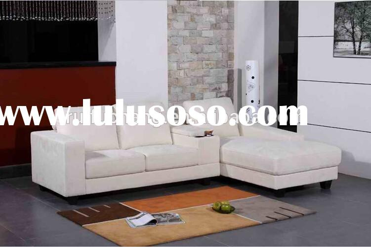 living room furniture Simple latest corner sofa set Contemporary real leather sofa set design modern