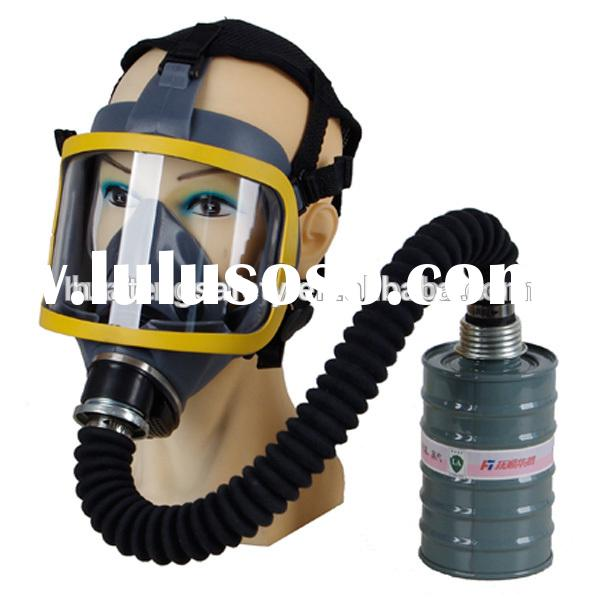 military gas mask Full Face Chemical Gas Mask for Sale