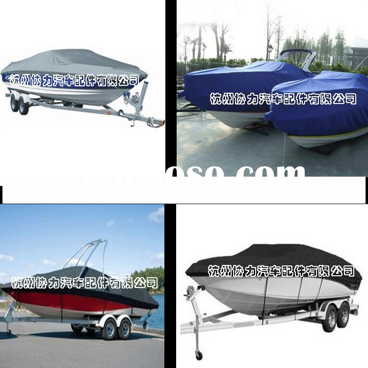 300D fabric waterproof boat seat cover,waterproofing canvas boat covers at factory price
