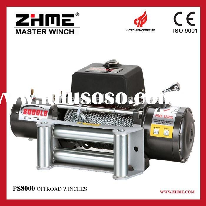 8000lbs 12 volt electric anchor winch