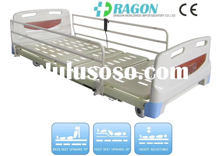 Durable and cheap bed!Hospital bed;medical bed with three functions;hospital equipment list;DW-BD128