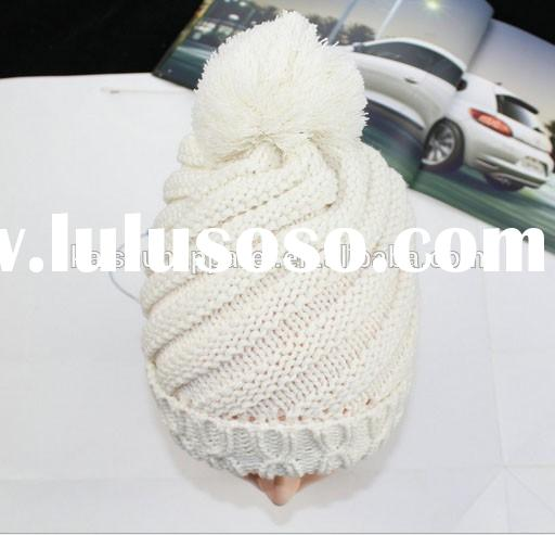Fashion winter crochet hats for women