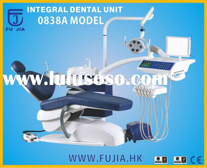 Fujia list of dental equipment / CE & ISO Approval good quality integral dental unit multifuncti