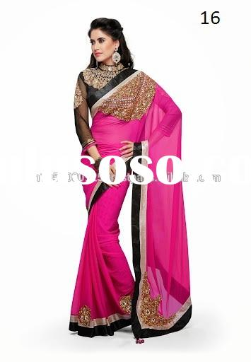 Latest Designers Sarees Collection 2015