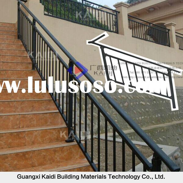 Portable Stairs With Handrail : Portable steps w handrail