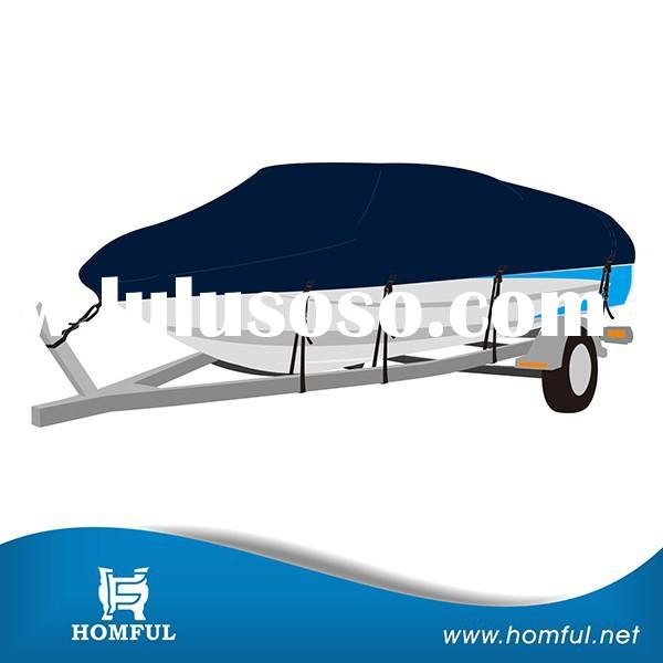 pvc boat cover fabric custom made 600d polyester jet ski covers/boat cover motor seat cover
