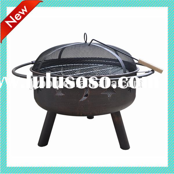 2014 New Best selling metal ring fire pit