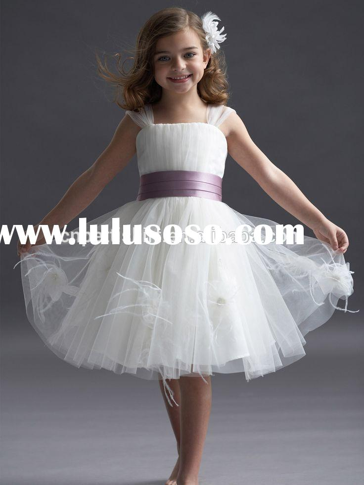 2015 adorable toddler princess dress girls puffy dresses for kids fancy dresses for girls