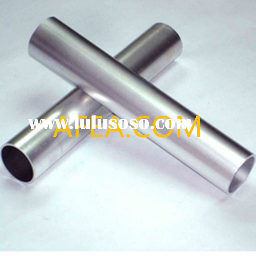 2015 newest anodized oval aluminum tubing