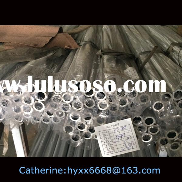 6063 6061 T5 T6 thin wall anodizing extruded custom Indrustrial Aluminum oval tube Profile