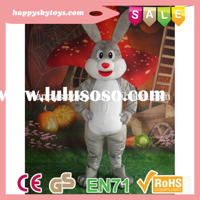 Funny kid toys!!!funny mascot costume,christmas costumes for women,cartoon lovely rabbit costume