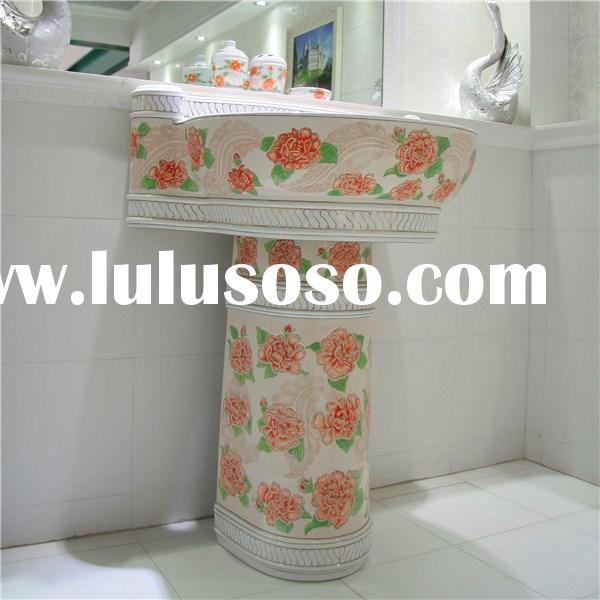 Modern Pedestal Sinks for Small Bathrooms