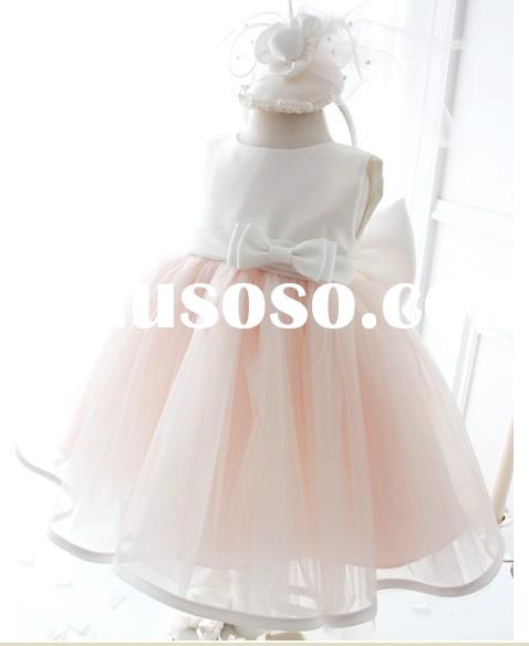 Pretty princess party dress flower girl dresses for toddlers