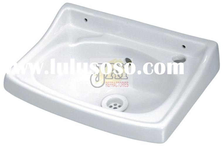 Wash Basin TINY SQUARE, Ideal for Small Space or Small Bathroom