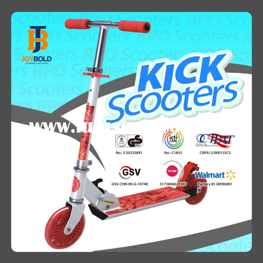 Wholesale Two Wheel Skate Scooter, Mini Kick Scooter, Foldable Aluminum Scooter