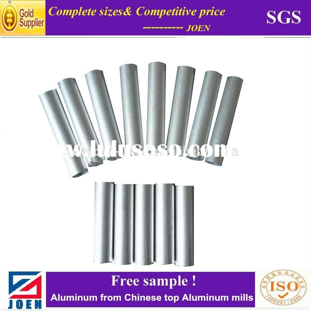 alibaba supplier 6061 oval aluminum tube