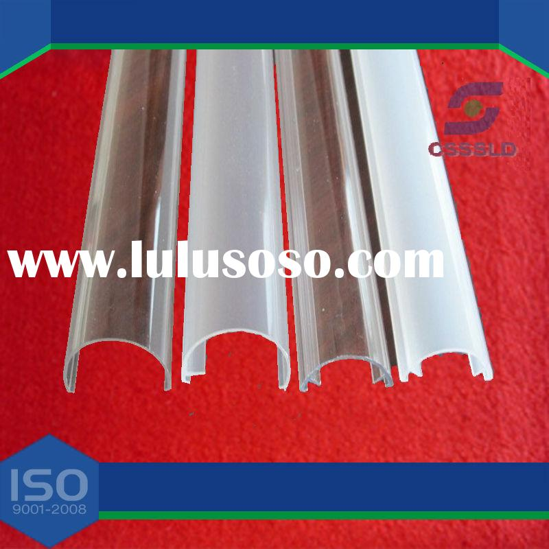 decorative fluorescent light covers/plastic light diffuser