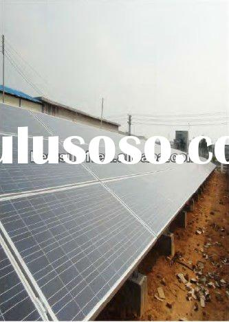 full set off grid system solar panel system 5kw