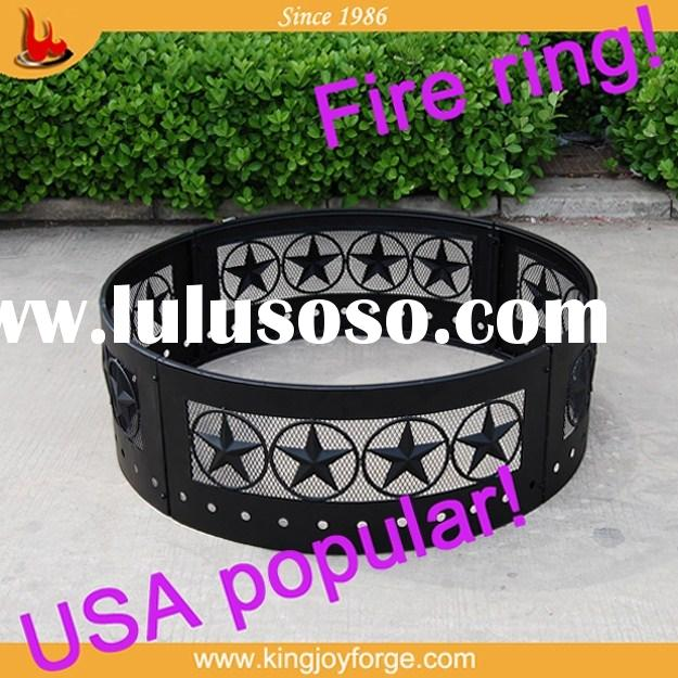 good reputation over the world metal fire pit ring