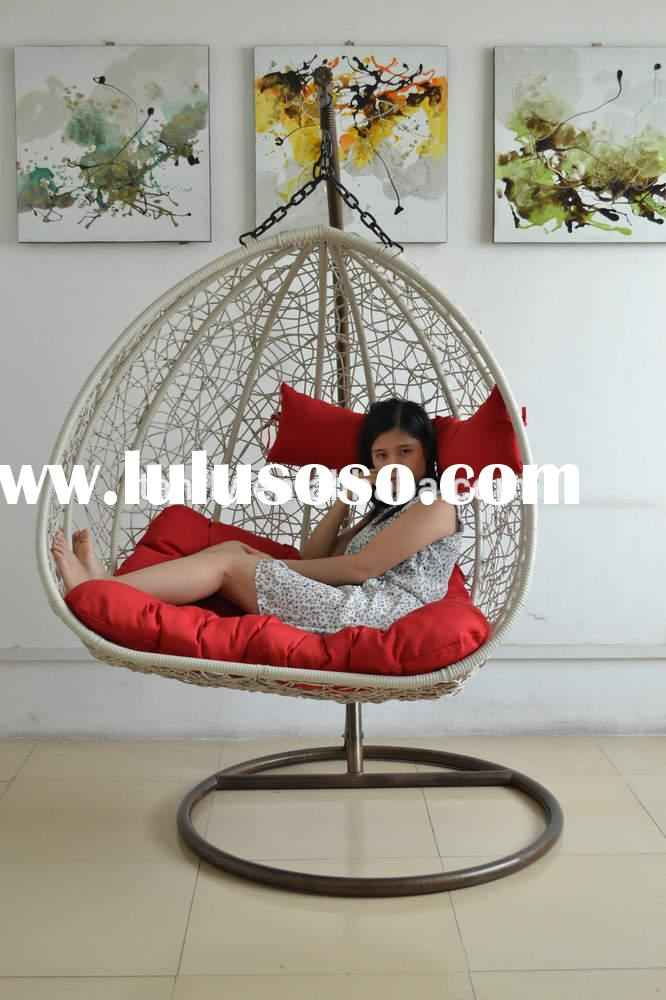 Hanging chairs from pottery barn hanging chairs from for Indoor hanging chair for bedroom