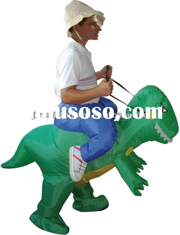 inflatable halloween costumes for adults inflatable dinosaur costume