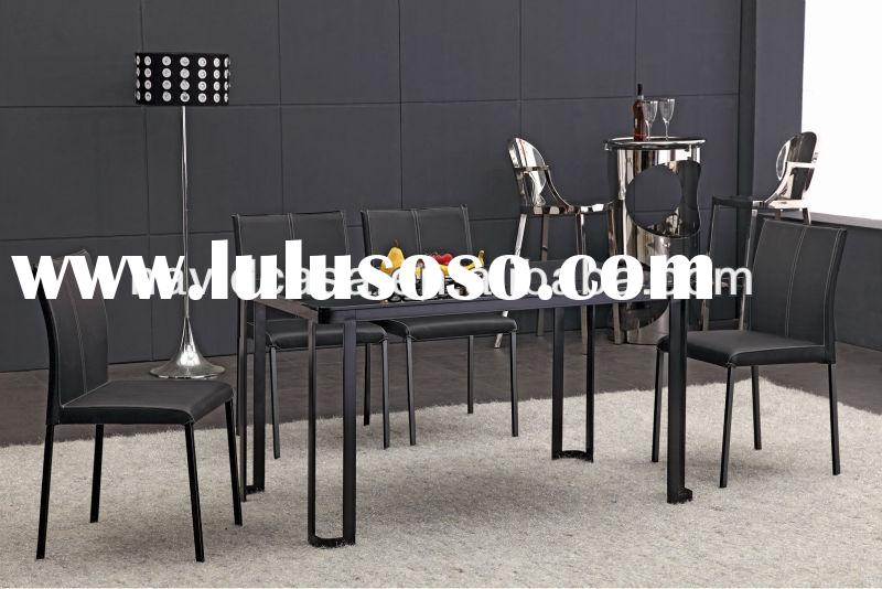 modern wholesale wrought iron dining room furniture