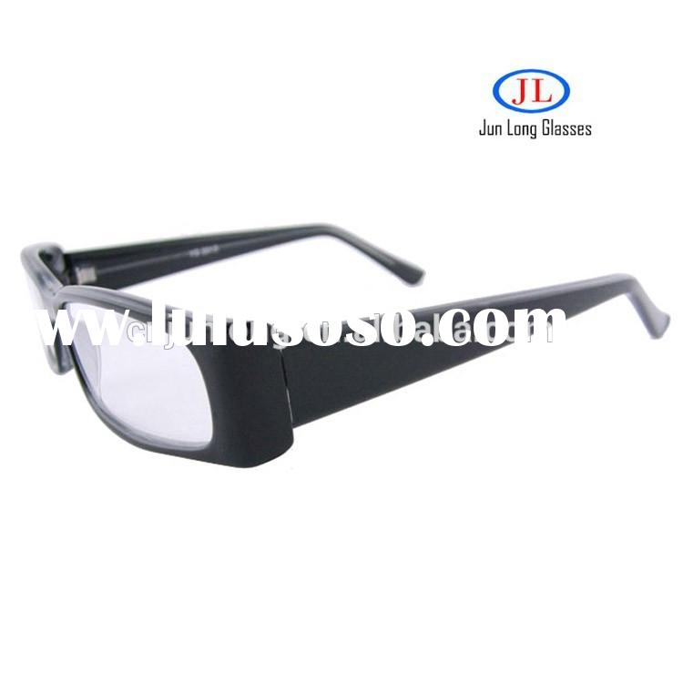 the new trend Small black box glasses frames plastic reading glasses women brand design eyeglasses f