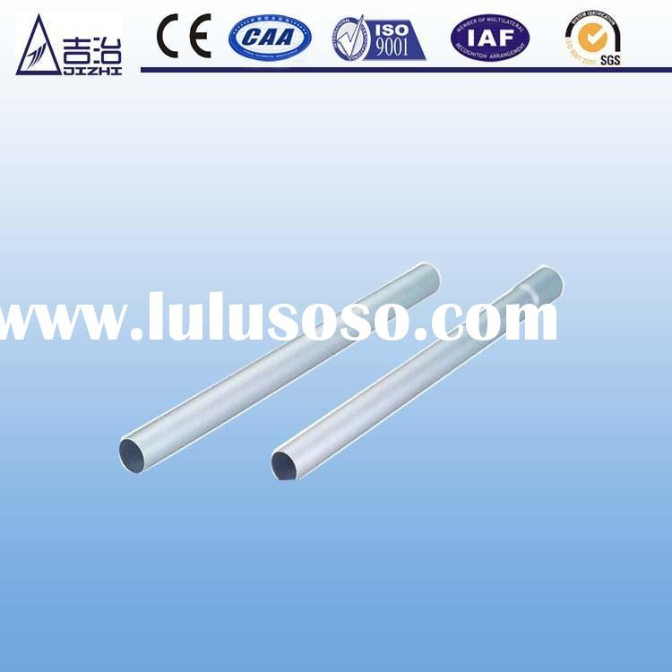 wholesale products aluminium 6061, 2024, 7075, 6082 aluminum cloth oval tubes
