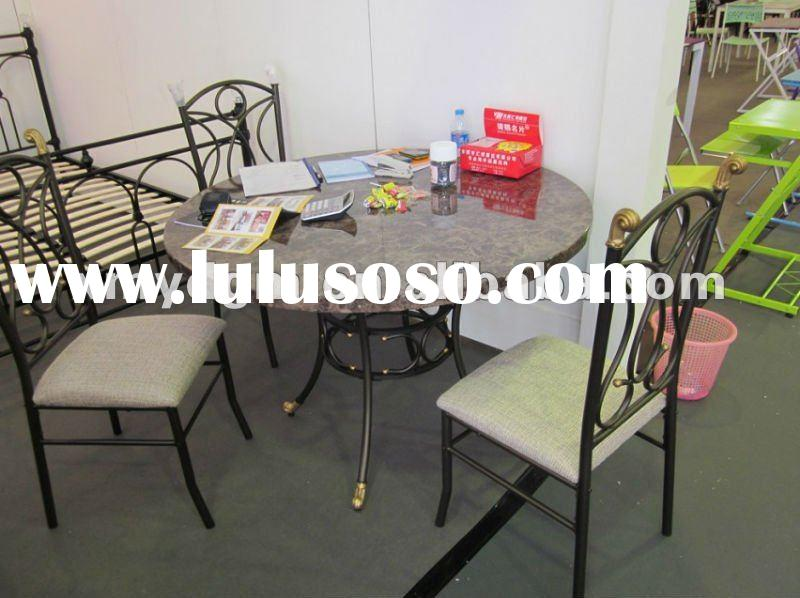 wrought iron dining room furniture MLdining-H20
