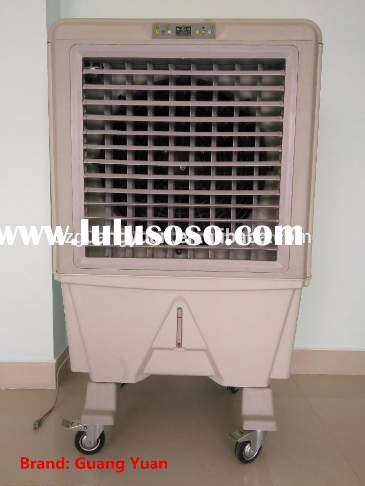 0.3KW, 6000m3/h, axial-drive movable,evaporative air cooler/portable air conditioner
