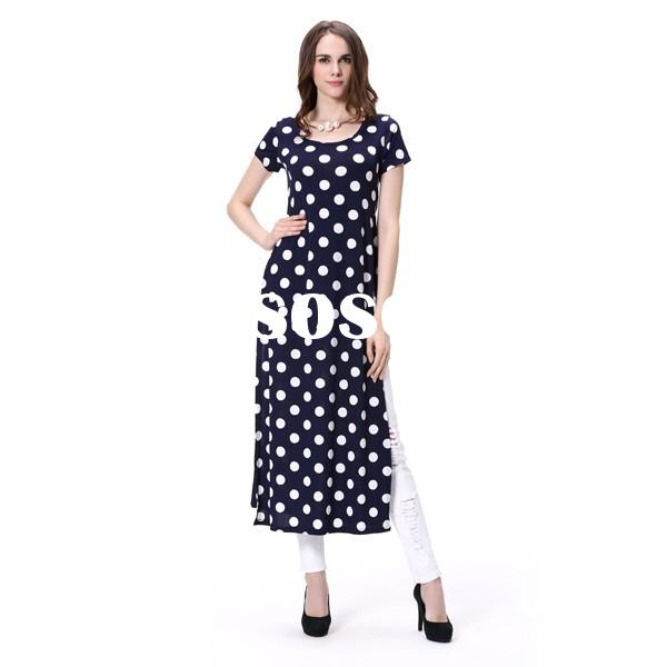 Cheap beautiful casual dresses, summer african dress for woman