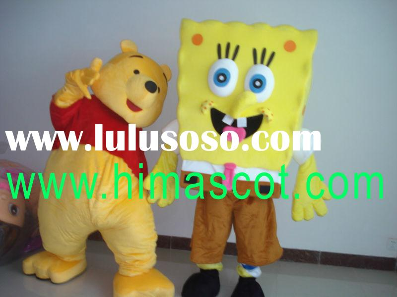 HI EN71 spongebob mascot costumes for sale